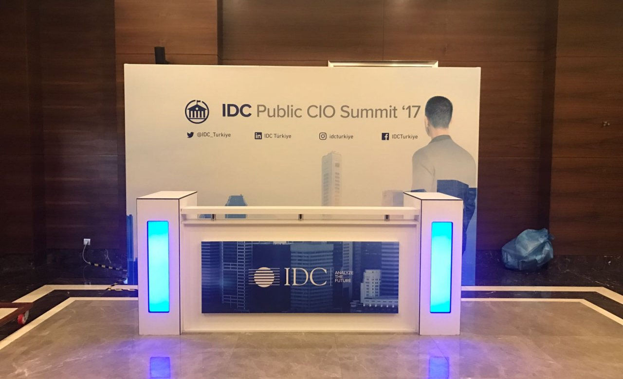 IDC , Public Cio Summit ' 17